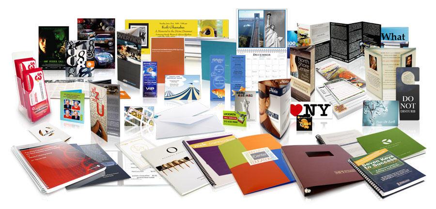 Дизайн и изготовление полиграфической продукции